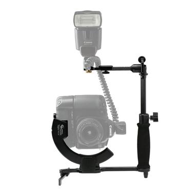 Camera and Flash Mounting Brackets