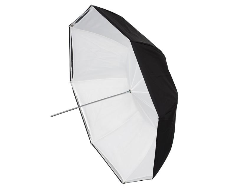 Hedler 100cm White Umbrella