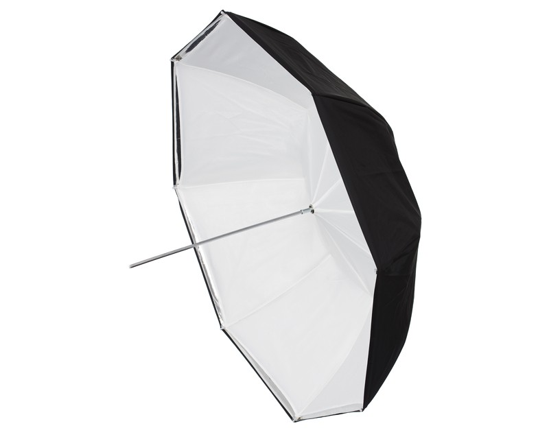 Hedler 80cm White Umbrella