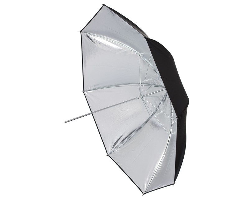 Hedler 100cm Silver Umbrella