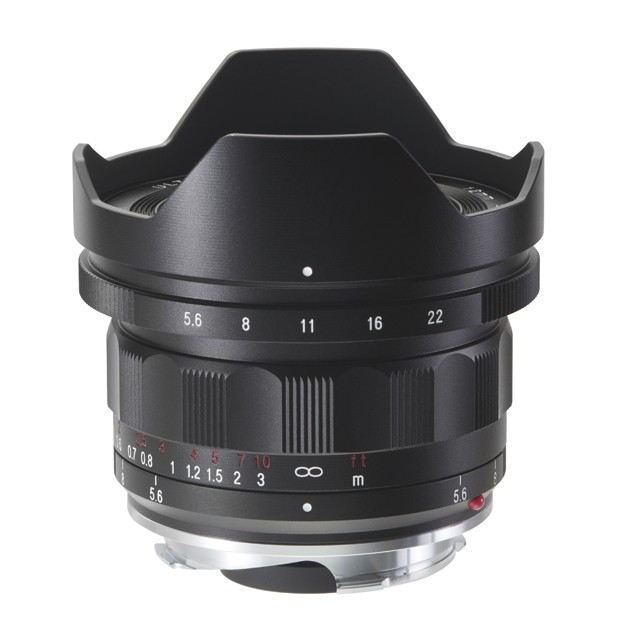 Voigtlander 12mm f5.6 VM III Ultra Wide Heliar Lens
