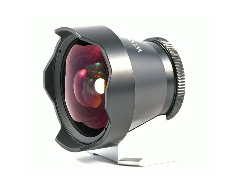 Voigtlander 12mm Metal Black Viewfinder