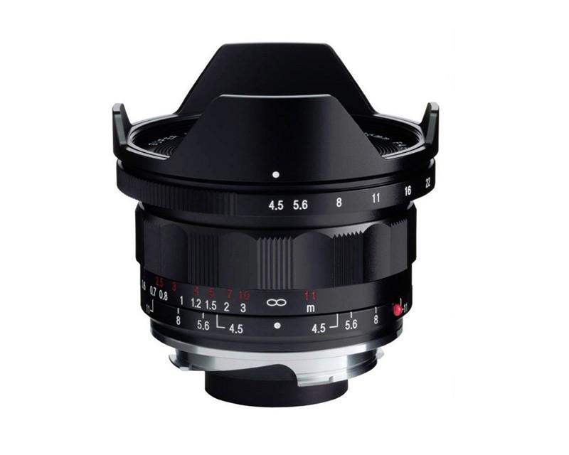 Voigtlander 15mm f4.5 VM III Super Wide Heliar Lens