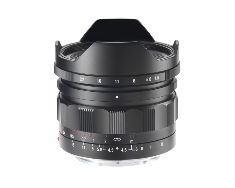 Voigtlander 15mm f4.5 E-Mount Super Wide Heliar Aspherical Lens