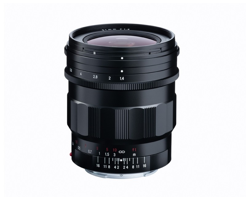 Voigtlander 21mm f1.4 Nokton Aspherical E-Mount Lens