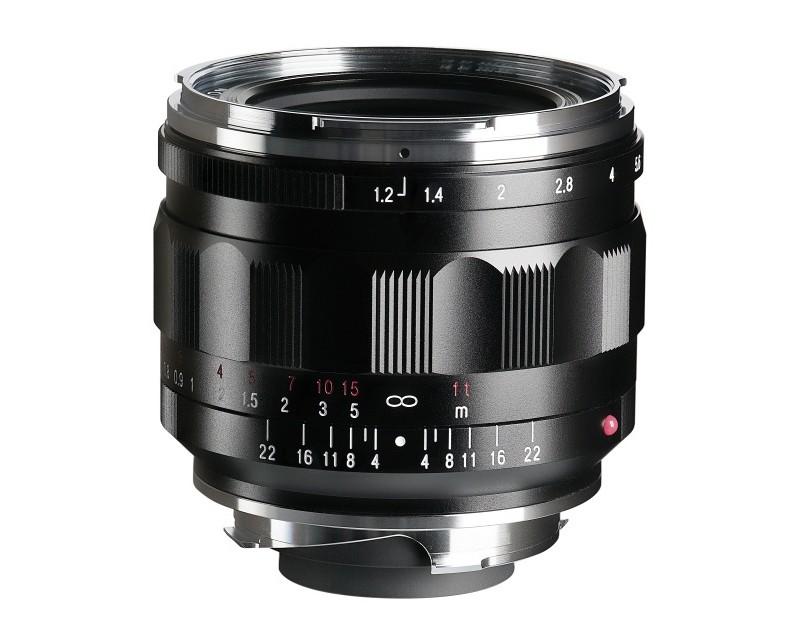 Voigtlander 35mm f1.2 VM Nokton III Aspherical Lens