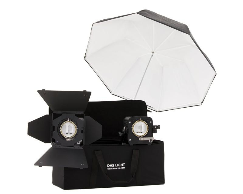 Hedler Video Portrait Tungsten Kit