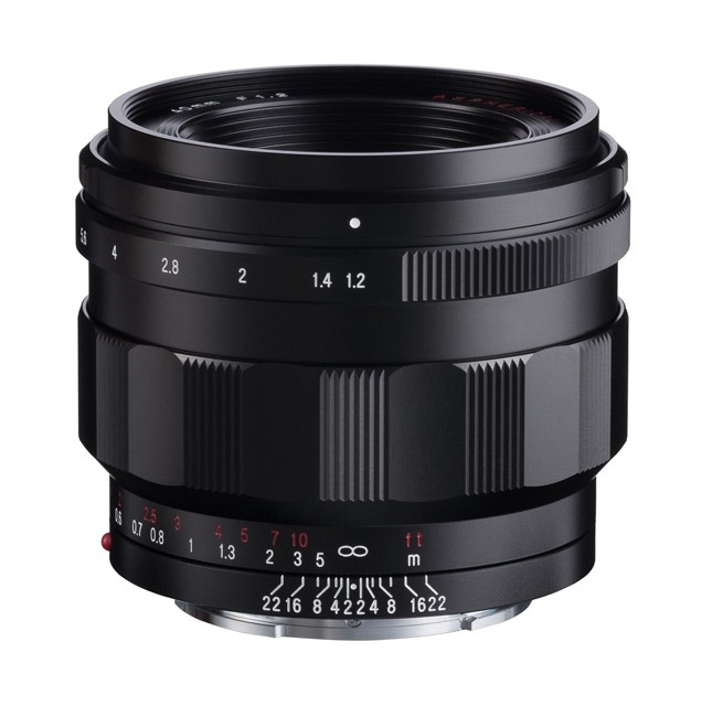 Voigtlander 40mm f1.2 Aspherical E-Mount Lens