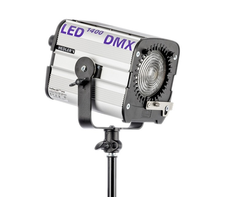 Hedler Profilux LED 1400 DMX Light