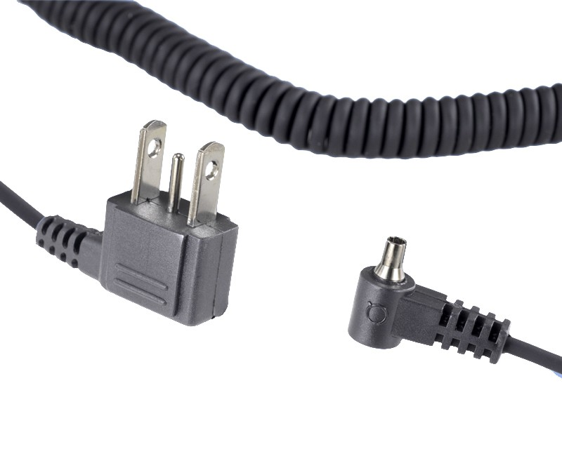 "Quantum 536 18"" Coiled Sync Cord 50cm"