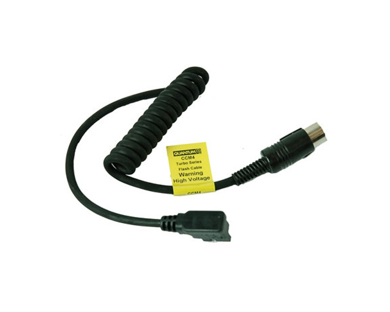 Quantum CCM4 Short Cable Metz