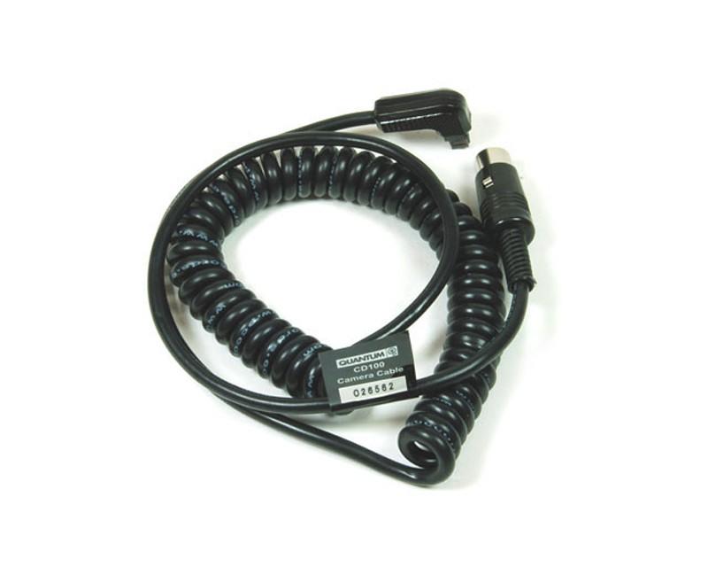 Quantum CD100 Cable Nikon D100/D70/D200