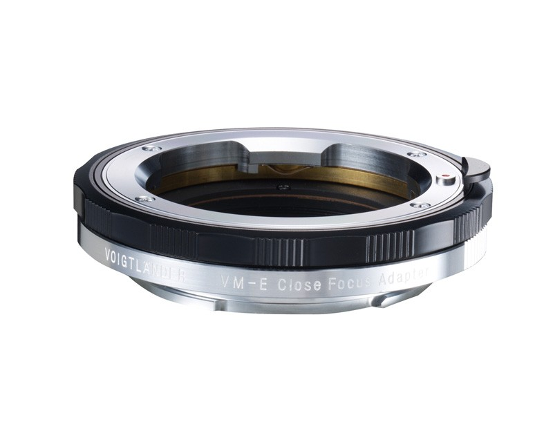 Voigtlander VM to Sony E Close Focus Lens Adaptor