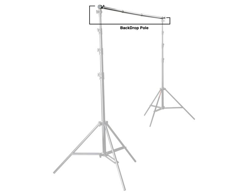 Photoflex BackDrop Pole