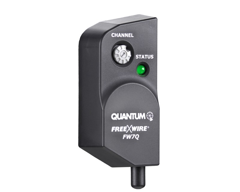 Quantum FreeXwire FW7Q Qflash Receiver