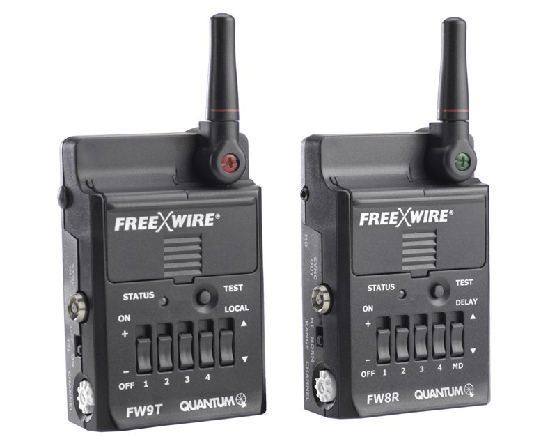 Quantum FreeXwire Digital Set