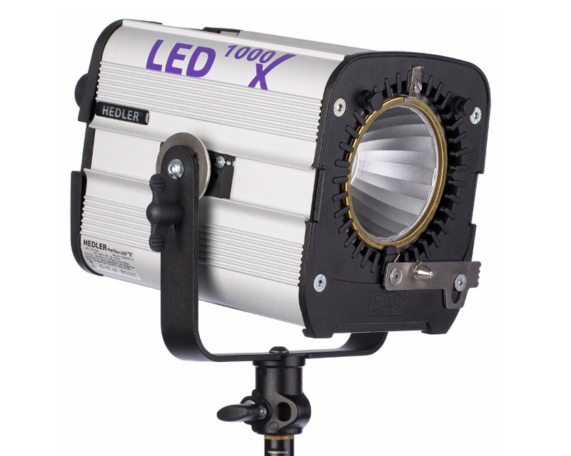 Hedler Profilux LED 1000 X Light