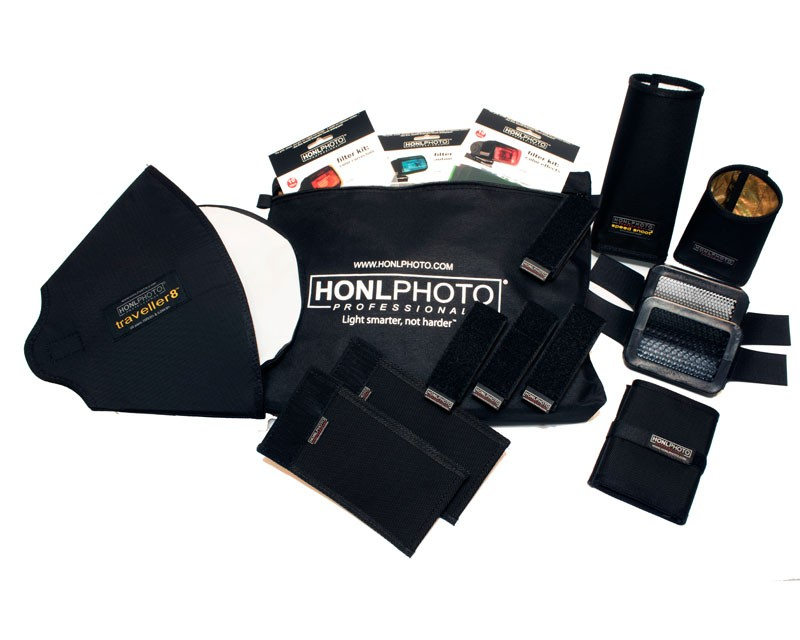 Honl Photo 16 Piece Master Flash Kit