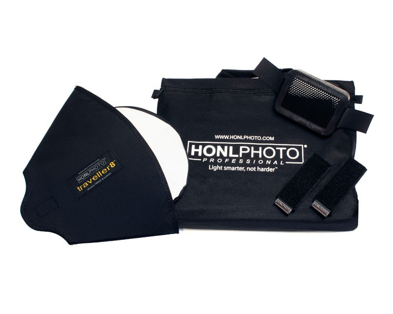 Honl Photo 5 Piece Starter Flash Kit