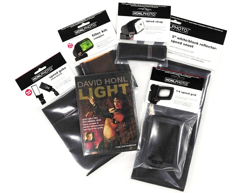 Honl Photo Creative Lighting Starter Kit