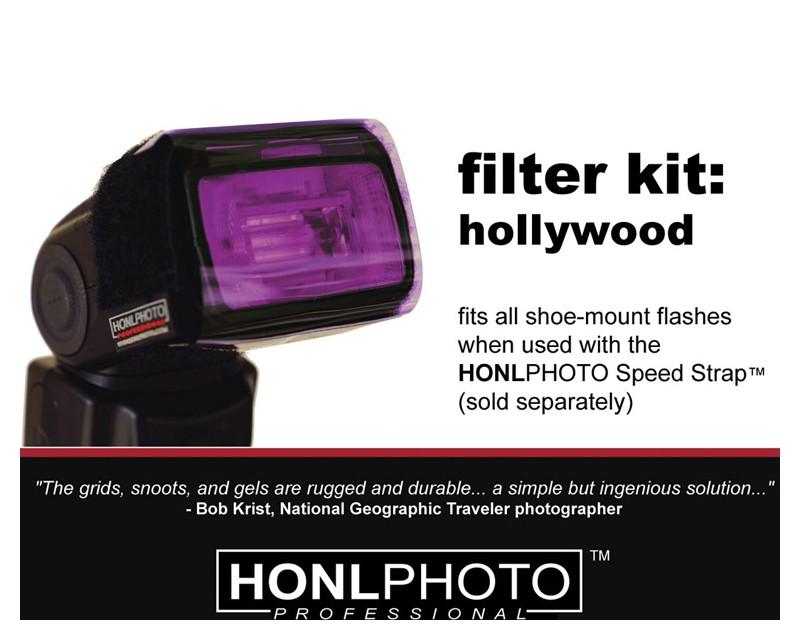 Honl Photo Hollywood Filter Kit (Gel) Kit