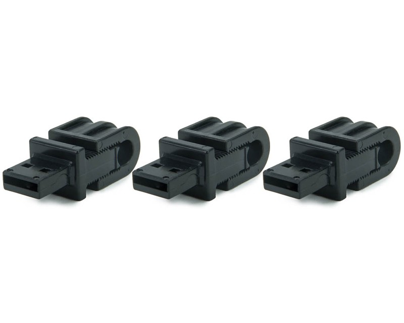 TetherTools JS005TP JerkStopper (USB Mount) 3 Pack