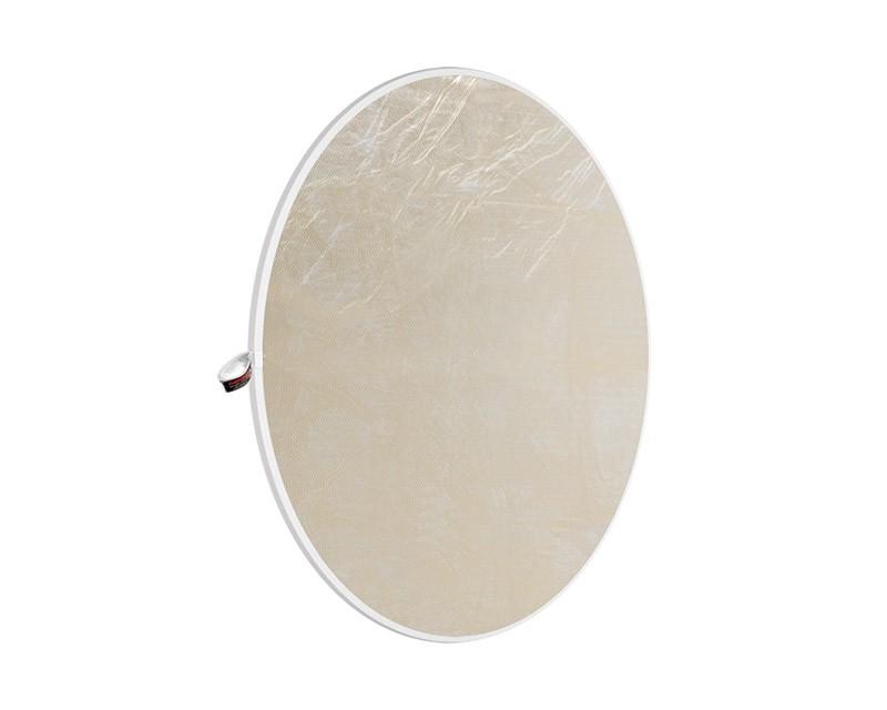 """Photoflex 12"""" Soft Gold / White LiteDisc"""