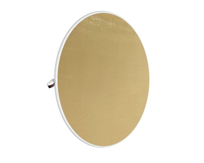 "Photoflex 12"" White / Gold LiteDisc"