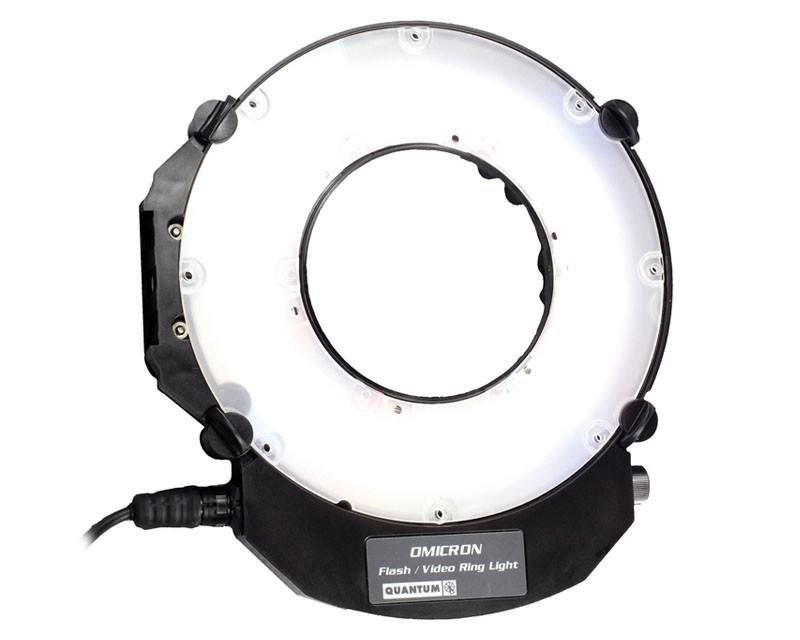 Quantum OMICRON 3 Ringlight