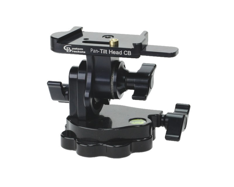 Custom Brackets Pan-Tilt Head CB