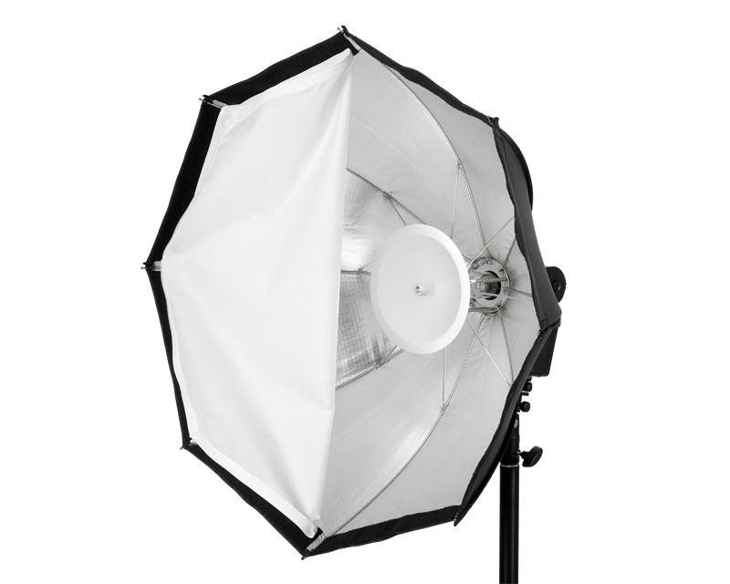 Quantum QF35 Octa Softbox Kit Open