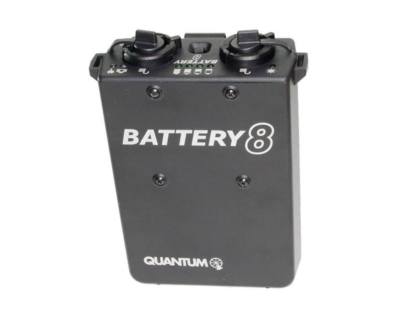 Quantum QB8 Battery for OMICRON 4