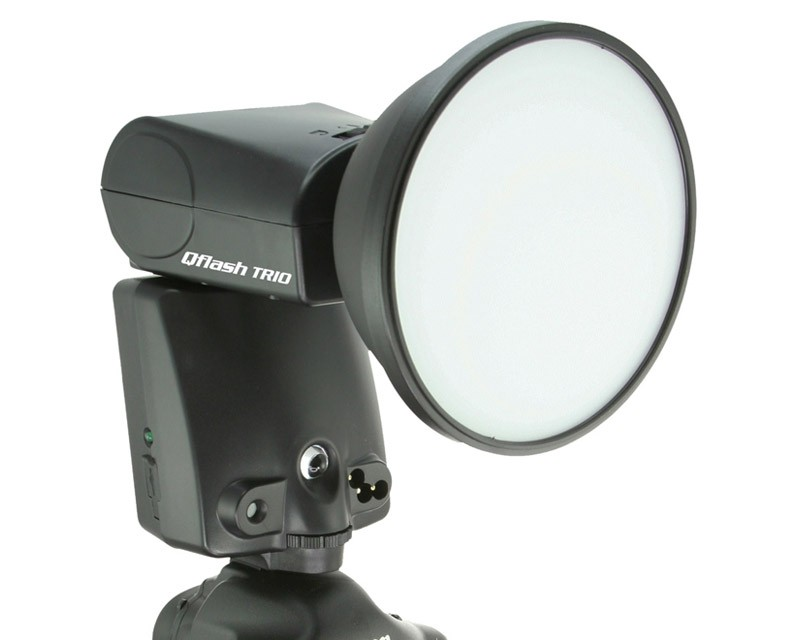 Quantum Qflash Trio Shoe Mount Flash - Canon Fit