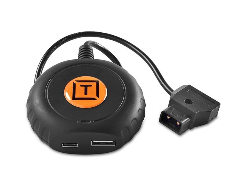 TetherTools ONsite DTap to AC Power Supply 220 V UK & EU version