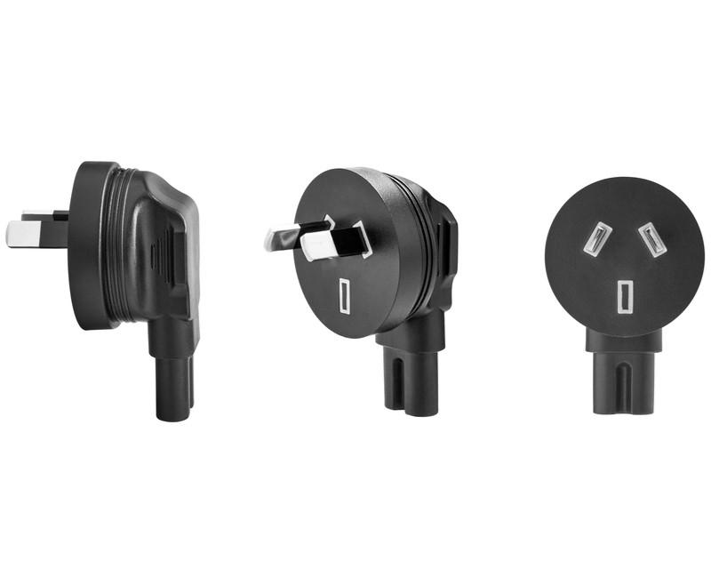 TetherTools ONsite Power Plug Angle Adapter (AU Plug)