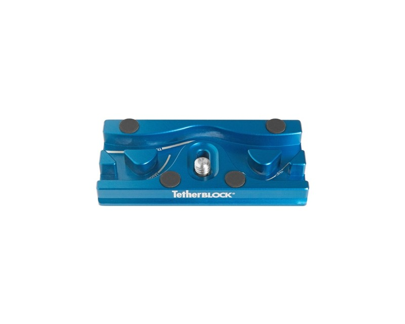 TetherTools TetherBLOCK Blue Top