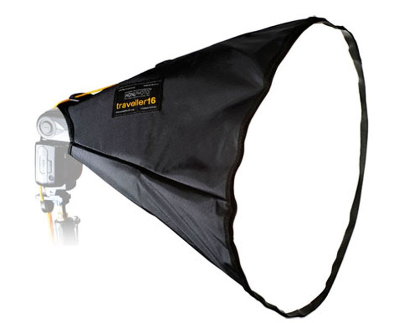 Honl Photo Traveller 16 Softbox incl Speed Strap