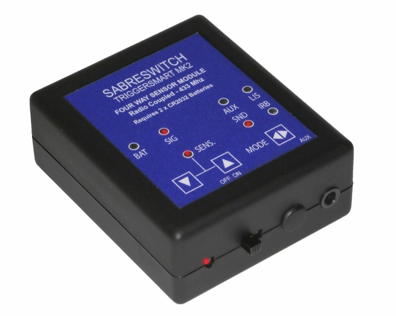 TriggerSmart Wireless Multi Sensor