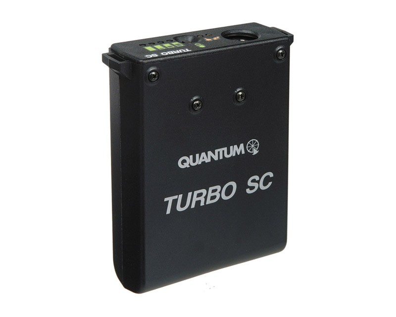 Quantum Turbo Slim Compact Battery Pack