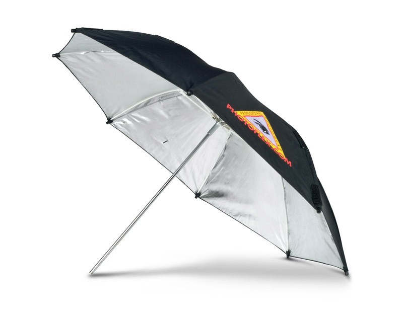 "Photoflex ADH 30"" Silver Adjustable Umbrella"