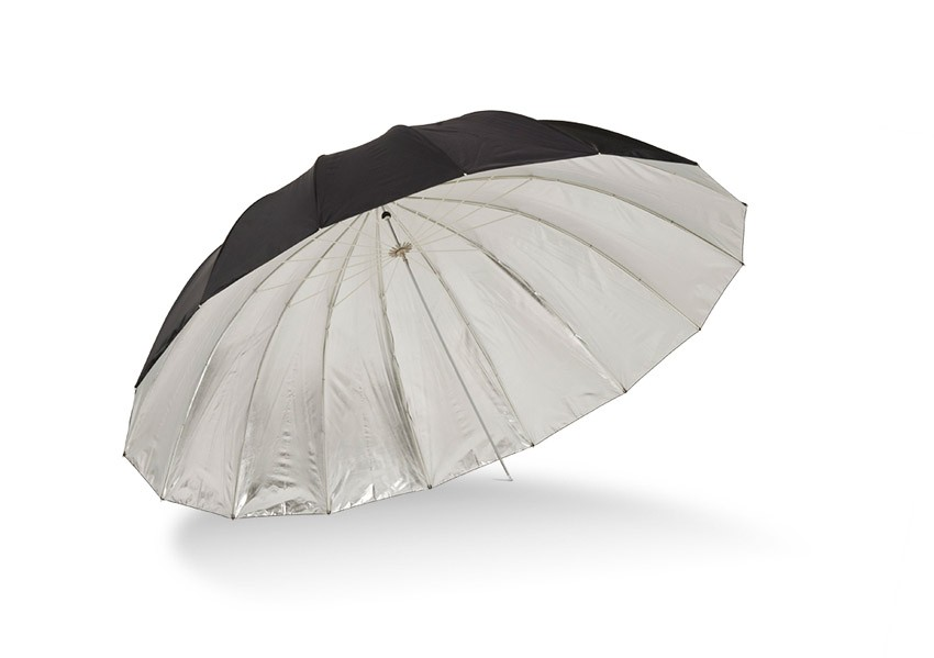 "Photoflex ADH 72"" Silver Adjustable Umbrella"