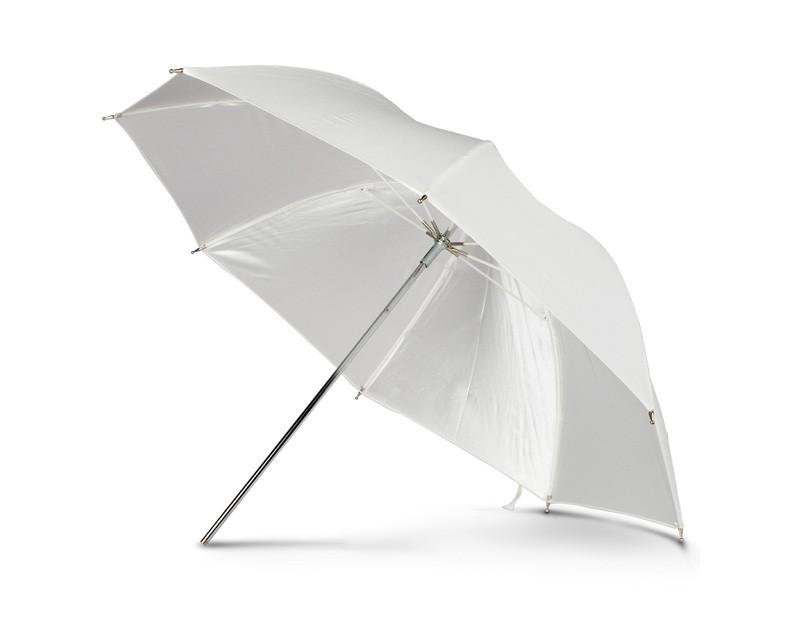 "Photoflex RUD 30"" White Shoot-Through Umbrella"