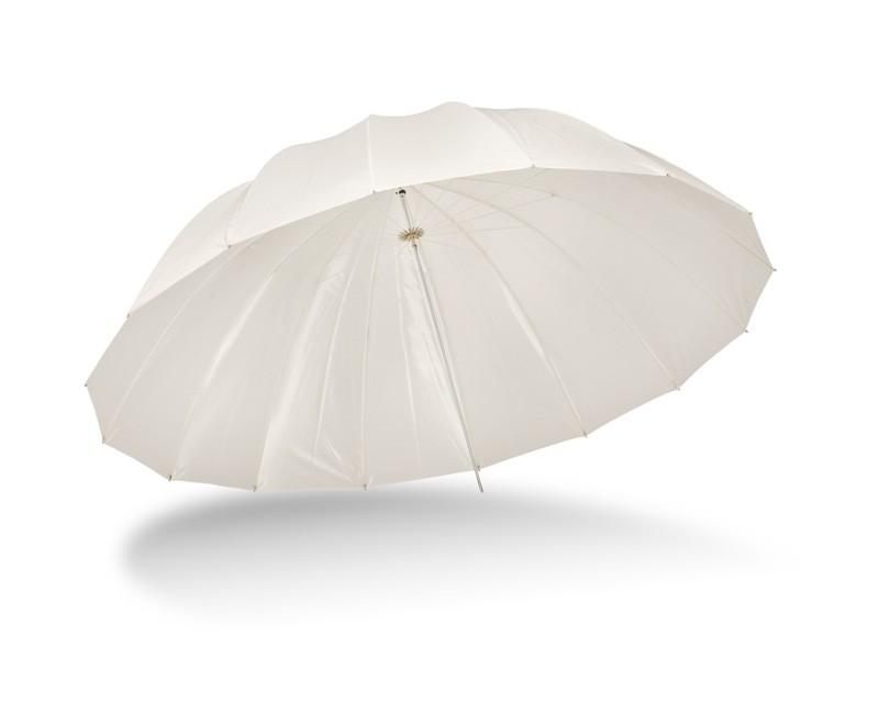"Photoflex RUD 72"" White Shoot-Through Umbrella"
