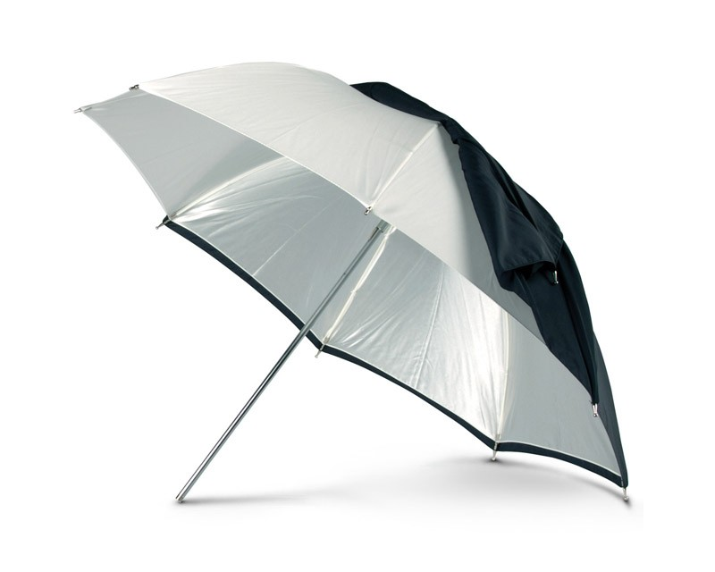 "Photoflex RUT 45"" White Convertible Umbrella"