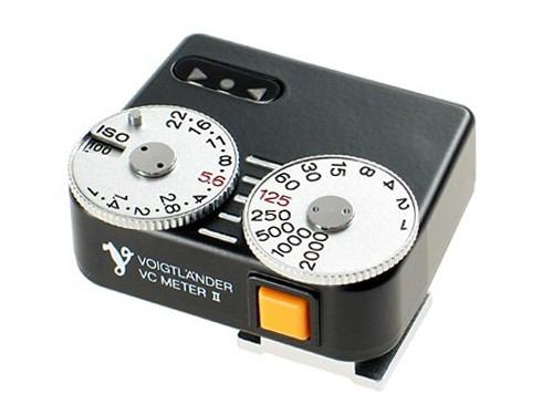Voigtlander VC Meter II Black