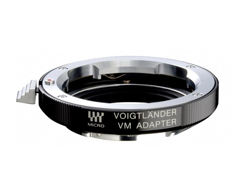 Voigtlander VM to Micro Four Thirds Lens Adaptor