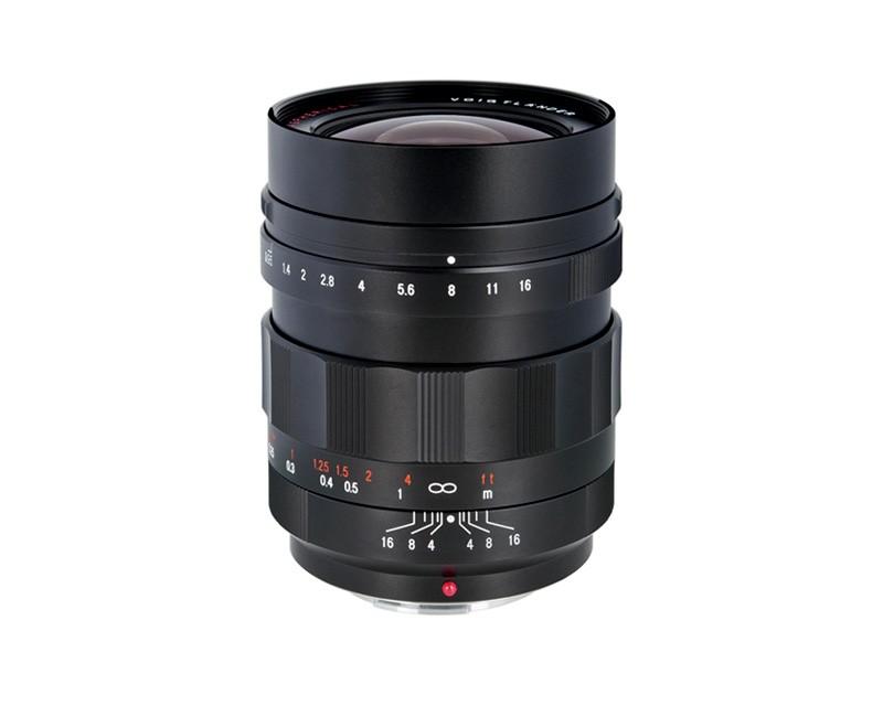 Voigtlander 25mm f0.95 MFT Nokton II Lens