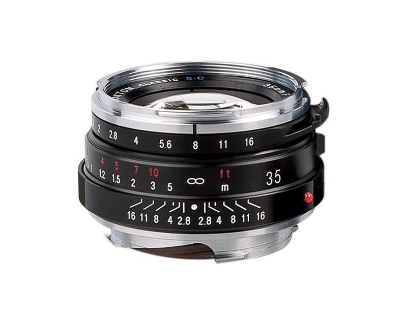 Voigtlander 35mm f1.4 VM Nokton-Classic SC Lens