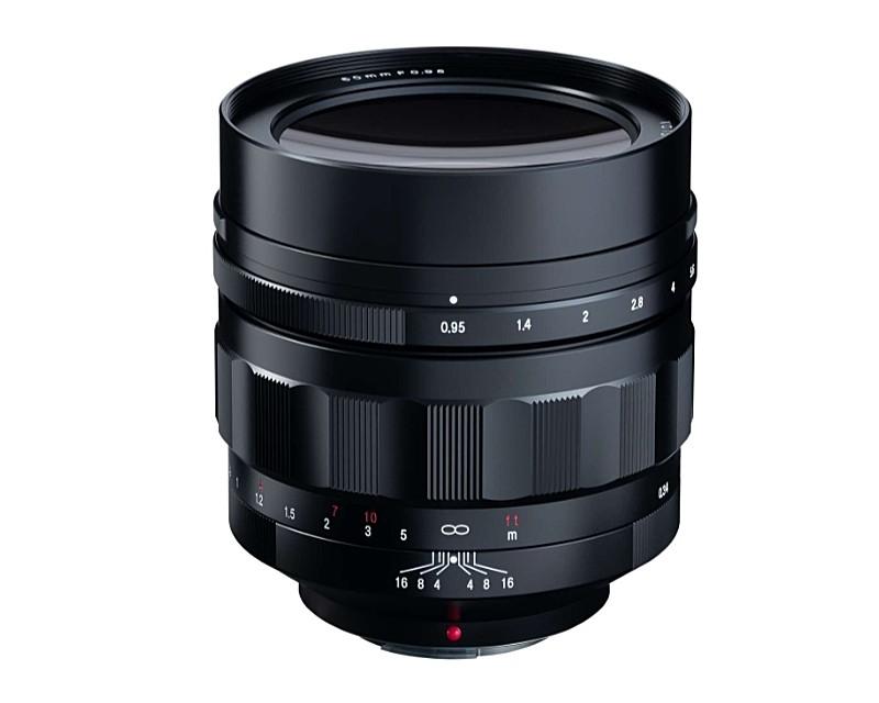 Voigtlander 60mm f0.95 MFT Nokton Lens