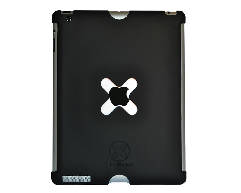 TetherTools WSC3BLK Wallee X-Lock Case for iPad 3 or 4 Black